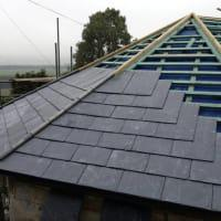 Image 9 - SLATE TILED ROOF