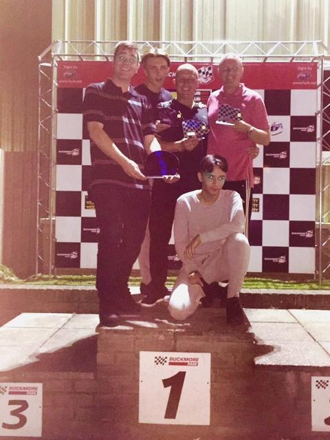 Image 16 - WINNERS OF HEART RADIOS MAKE SOME NOISE CHARITY GO-KARTING 2016