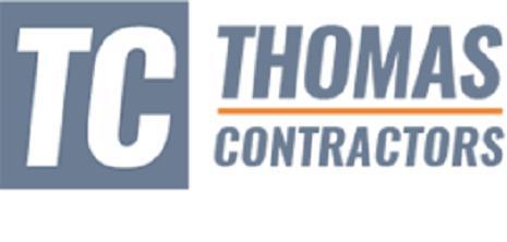 Thomas Contractors logo