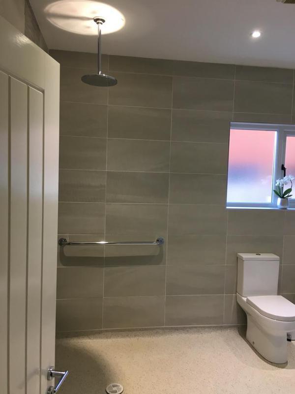Image 132 - complete wet room makeover