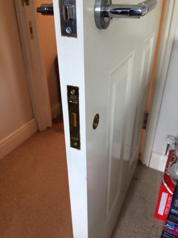 Image 5 - New Bedroom Door Lock Supplied & Fitted In Elm Park