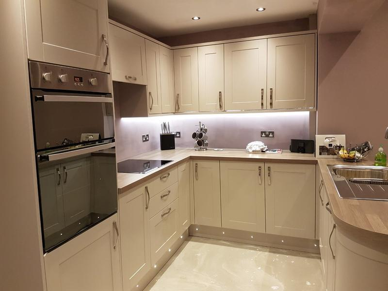 Image 16 - Rear Extension (new fitted kitchen).
