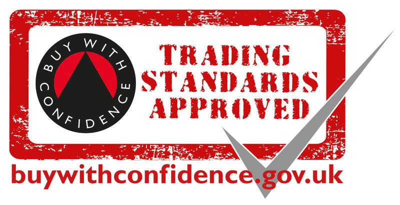 Image 3 - We have recently been approved by Trading Standards for their Buy With Confidence scheme which means we are a company you can trust.