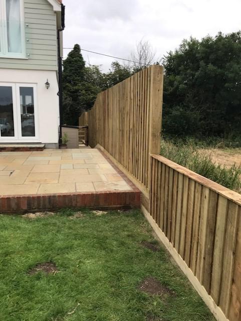 Image 41 - Feather Edge Fence