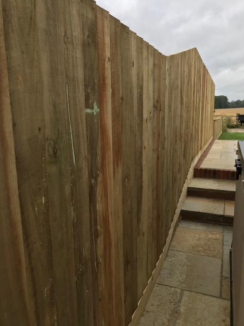 Image 40 - Feather Edge Fence