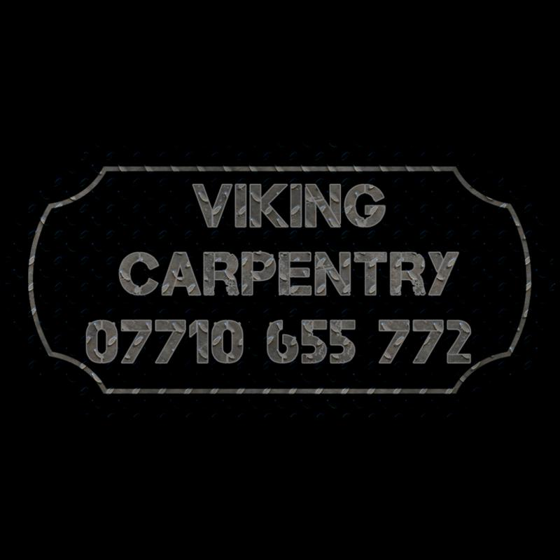 Viking Carpentry logo