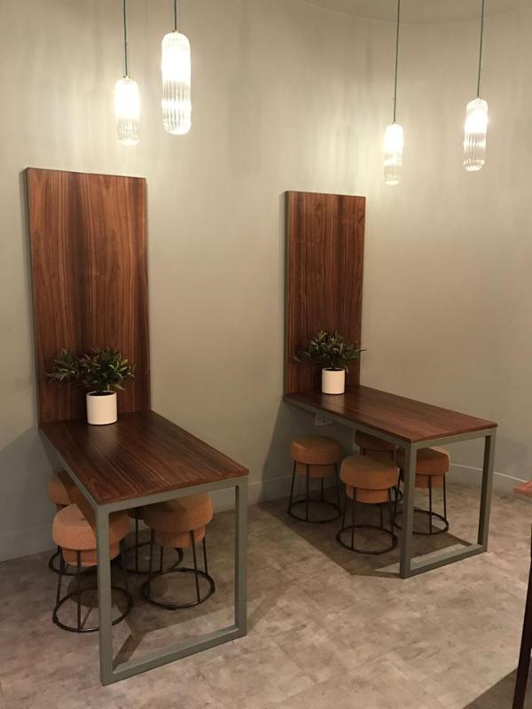 Image 35 - Walnut Tables