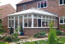 Image 4 - Conservatory for a customer in Stanford Le Hope