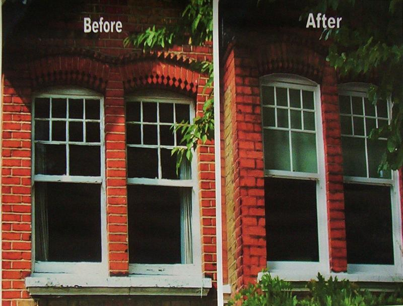 Image 5 - Timber sash with authentic georgian bars