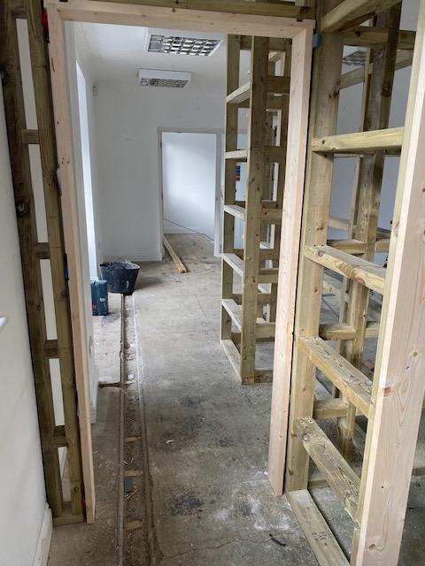 Image 50 - New Wall Preparation