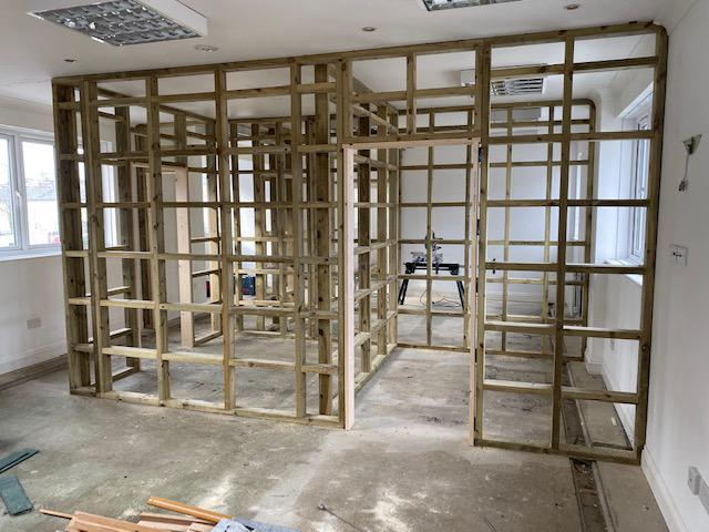 Image 51 - New Wall Preparation