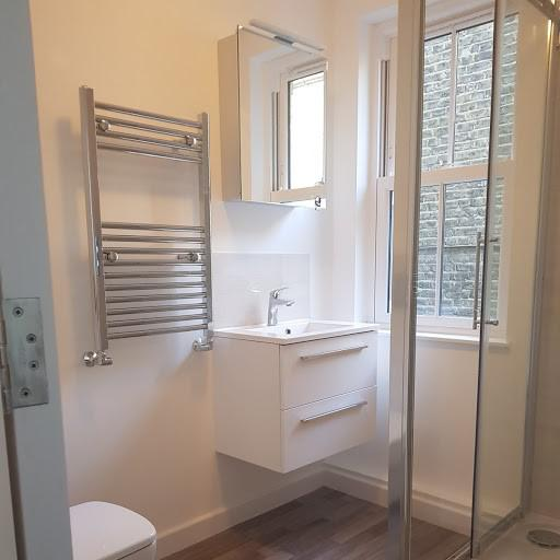 Image 120 - Full bathroom installation and reconfiguration
