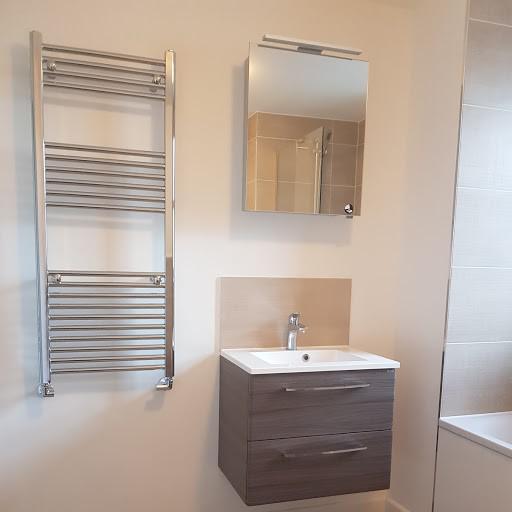 Image 134 - Bathroom installation Stockwell area(5 flats)