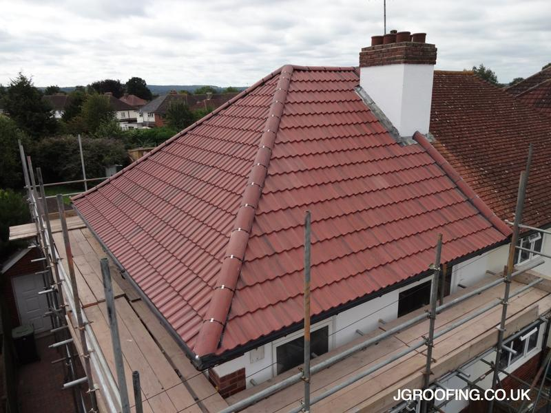Image 8 - New Roof After In Tonbridge Kent