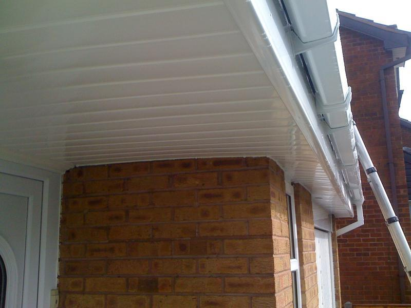 Image 151 - freefoam UPvc soffits & guttering
