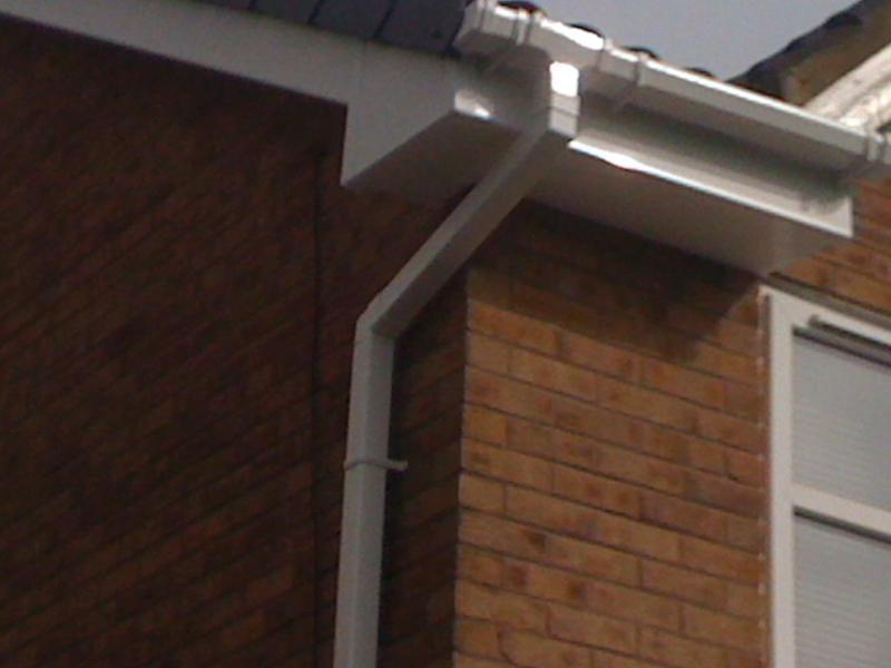 Image 11 - free foam UPvc facias, soffits and guttering