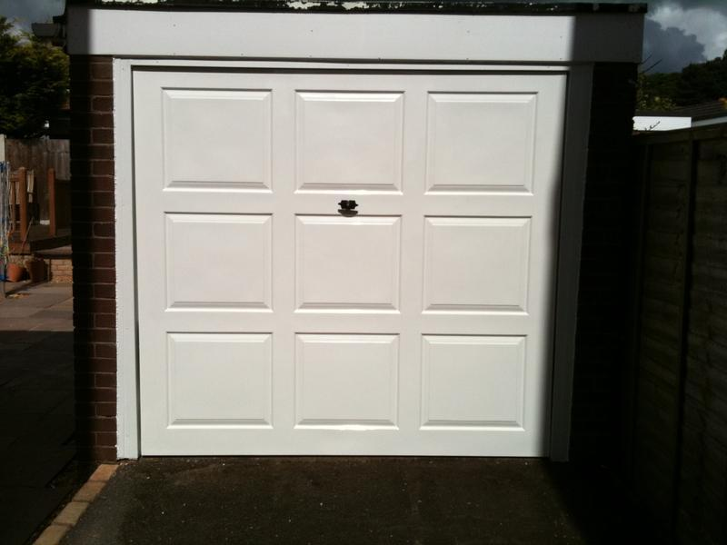 Image 163 - maintainence free garage doors G.R.P