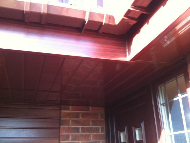 Image 6 - free foam UPvc facias, soffits and guttering