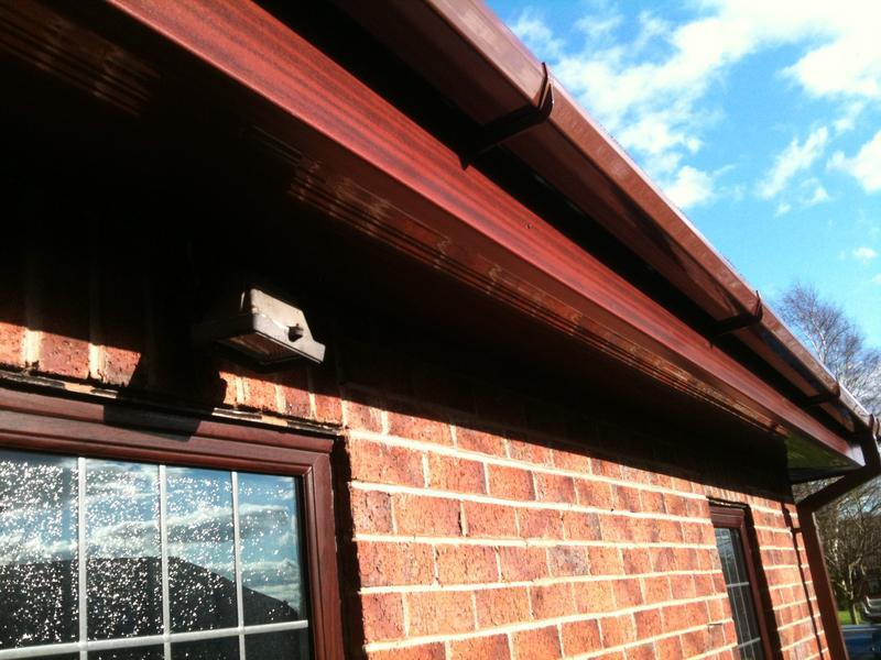 Image 13 - free foam UPvc facias, soffits and guttering