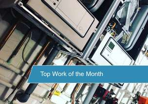 Top Work of the Month - June