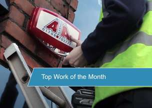 Top Work of the Month - January 2021