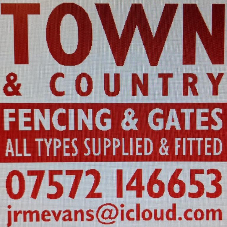 Town & Country Fencing and Gates logo