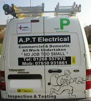 Andy Tomkins Signs & Electrical logo
