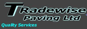 Trade Wise Paving Ltd logo