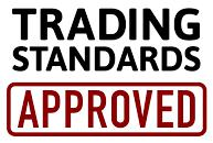 Image 1 - We are a trading standard approved company.