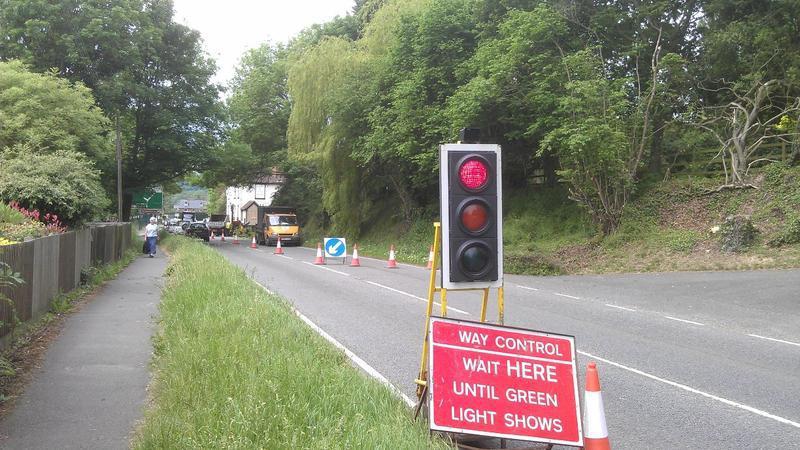 Image 4 - Traffic Management/Roadside Work