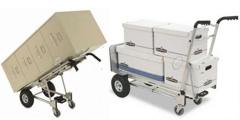 Image 11 - KING REMOVALS LONDON - SPECIAL MOVING TROLLEYS