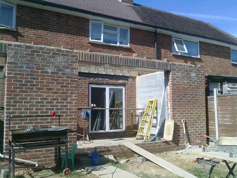 Image 2 - New rear extension for Mr Paul Bhanot