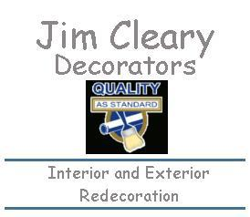 Jim Cleary Decorators (JCD) logo