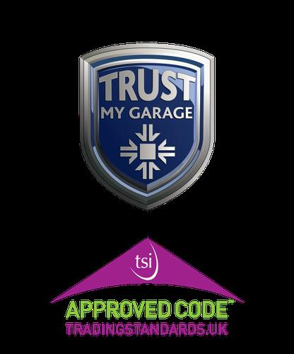 TSI Approved Trading Standards logo