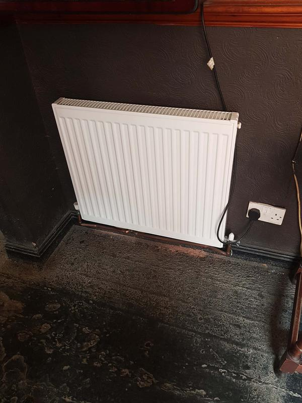 Image 1 - Radiators fitted