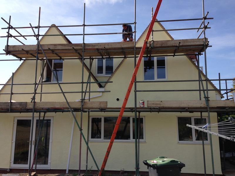 Image 36 - Extension at Ugely, Essex, by DKM Developments Ltd, builders, Great Dunmow, Essex.
