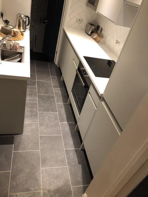 Image 13 - New Karndean flooring to this kitchen.