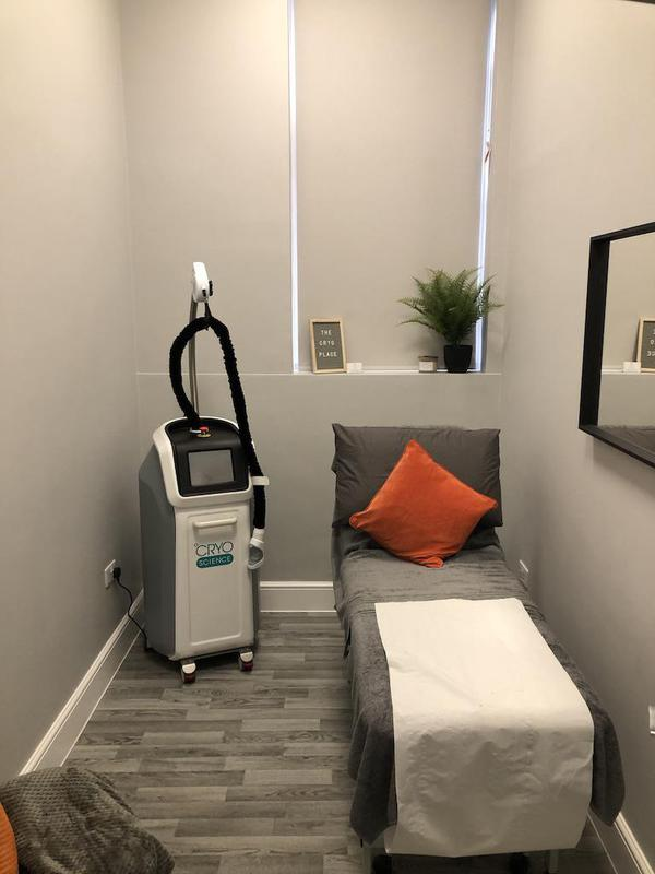 Image 5 - A new room for cryo, completely new , clean, fresh and usable.