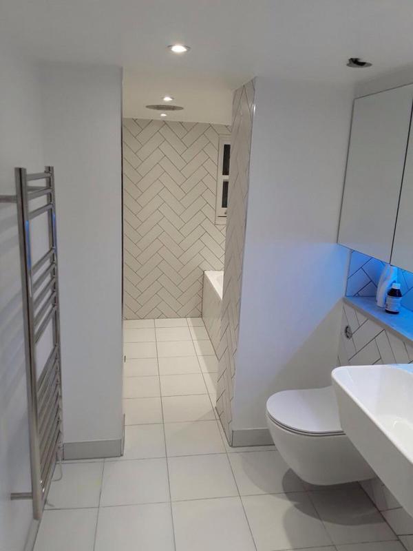 Image 32 - Toilet Kitchen Refurbishment