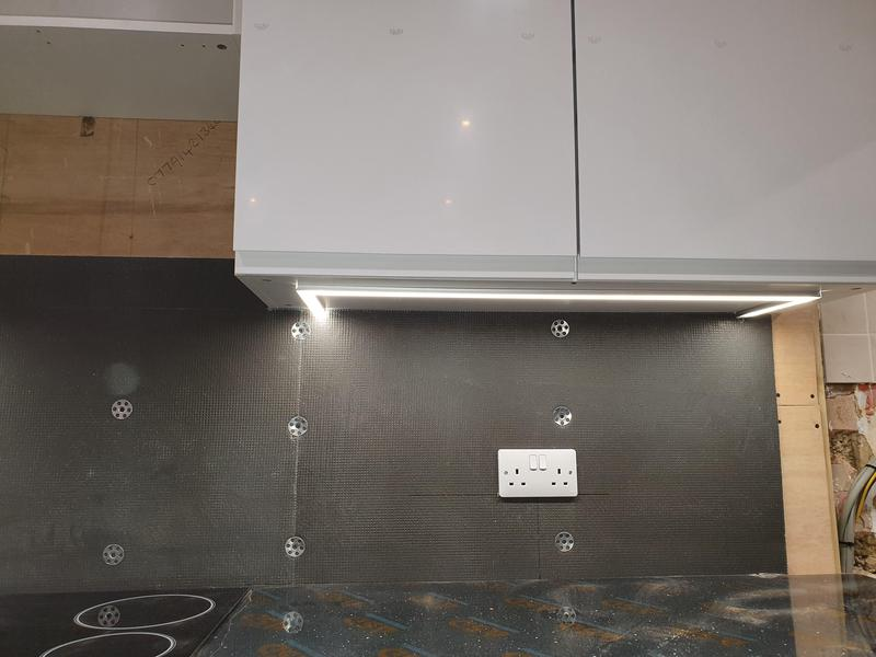 Image 8 - Kitchen Undercounter LED Lighting & Trim