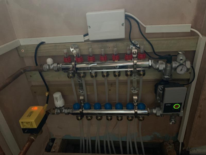 Image 1 - Under Floor Heating Controls