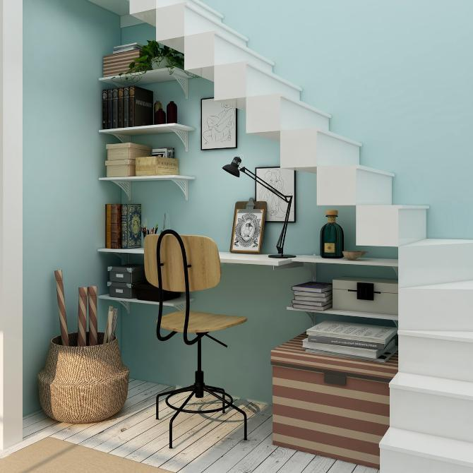 Optimise Your Space: Top Under Stairs Storage Ideas