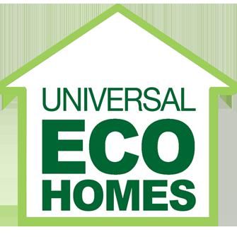 Universal Eco Homes logo