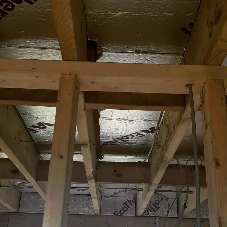 Image 4 - 1st Fix Loft Wiring