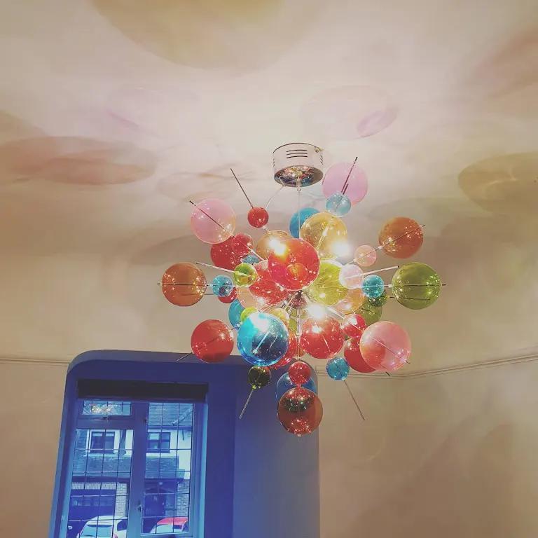 Image 3 - Fruity Light Installation