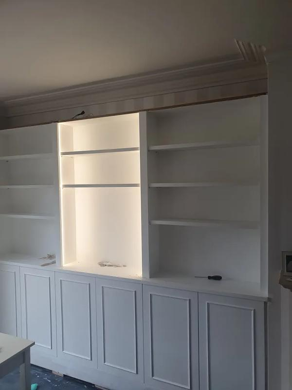 Image 11 - Led Lights for bespoke cupboard in Petts Wood