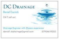 DC Drainage logo