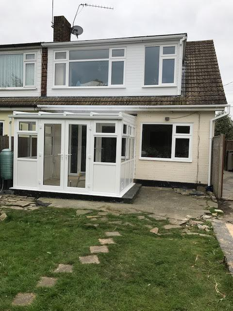 Image 13 - Windows and conservatory replacement carried out in Hullbridge