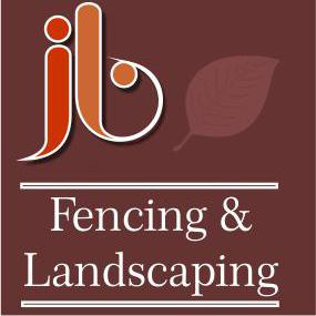 J&B Fencing & Landscaping logo