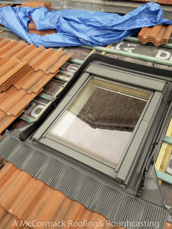 Image 1 - New flashing kit fitted to this Velux Window in Motherwell